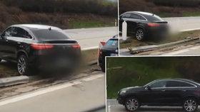 Šílený řidič ohrozil sebe i ostatní