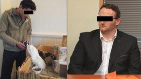 Petr B. za vraždu Roma v Chomutově dostal 12,5 roku: Vraždil s rozmyslem, rozhodl soud.