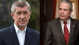 S bývalým ředitelem GIBSu Murínem měl Babiš neshody. Murín po údajném nátlaku z postu odešel