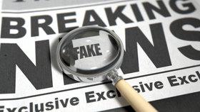 Fake news jsou velký problém, který se s přibývajícími technologiemi zhoršuje.