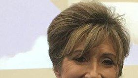 Hrdinná pilotka Tammie Jo Shults (56), která přistála s poškozeným Boeingem 737-700.