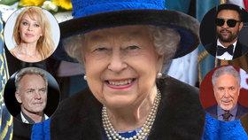 Britská královna Alžběta II. oslaví v sobotu 92. narozeniny. Je pro ní nachystán megakoncert, kdo na něm vystoupí?
