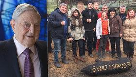 Kdo je Soros a proč ho napadají?