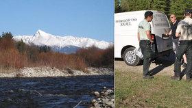 Řeka Belá si vyžádala jednu oběť.