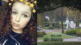 Viktorii (†14) znásilnili a zavraždili v anglickém parku.