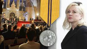 Návrh na vyznamenání Jany Nečasové doputoval nejen do Poslanecké sněmovny, ale také do Senátu. Obě komory žádost zřejmě odmítnou.