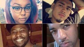 Oběti útočníka z Nashville