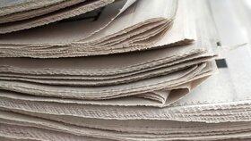 Svoboda tisku loni podle Reportérů v Evropě utrpěla, také v ČR.