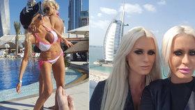 Opilé právničky napadly v Dubaji policistku.