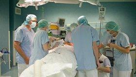 Holčičce v Londýně transplantovali brzlík jako první Češce.