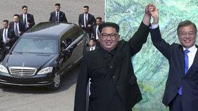 Kim si na summit vzal vlastní záchod.