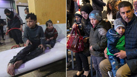 Rusové před OPCW předvedli skupinku Syřanů, kteří vypověděli, že v Dúmě nedošlo k chemickému útoku.