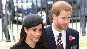 Princ Harry a Meghan Markle ve filmu