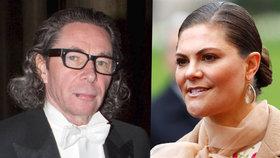 Francouzský fotograf Jean-Claude Arnault čelí obvinění, že osahával korunní princeznu Victoriu.