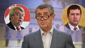 ANO bude znovu jednat o postupu při sestavování vlády. Následovat budou jednání s předsedou ČSSD Janem Hamáčkem a předsedou KSČM  Vojtěchem Filipem.