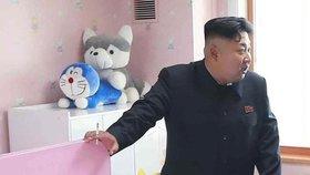 Kim Čong-un je těžký kuřák.