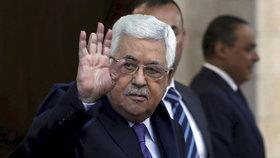 Palestinský lídr Mahmúd Abbás řekl, že holokaust si způsobili židé tím, že jsou lichváři.