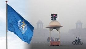 Podle WHO umírá znečištění ovzduší umírá dál ročně sedm milionů lidí.