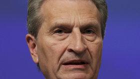 Oettinger: Nový rozpočet umožní posílit Frontex na 10.000 lidí