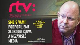 V rámci mezinárodního dne svobody tisku podepsalo přes 160 slovenských novinářů otevřený dopis, ve kterém kritizují Reznikovo vedení RTVS.