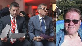 Zdeněk Škromach je pro vládní spolupráci ANO a ČSSD, i když z toho podle svých slov příliš nadšený není.