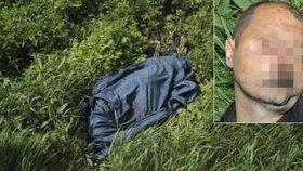 Policie pátrá po totožnosti mrtvého muže, který byl nalezen u Olomouce.