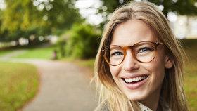 Inteligentnější lidé mívají predispozici k oční vadě.