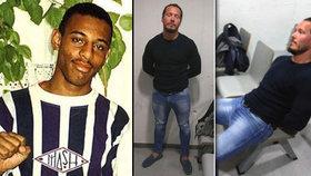 V Barceloně byl zadržen jeden z nejhledanějších britských občanů Jamie Acourt, podezřelý z vraždy Stephena Lawrence (†18).