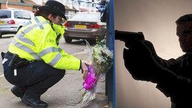 Londýnem otřásla už šedesátá druhá vražda! Válka gangů pokračuje.