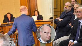 U soudu kvůli privatizaci OKD vypovídal loni Bohuslav Sobotka, na lavicic obžalovaných jsou znalec a dva státní úředníci