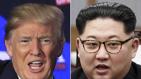 Společné jednání mezi Trumpem a Kimem zřejmě proběhne v Singapuru.