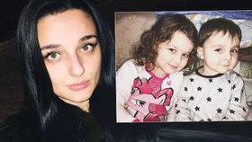 Žila život v přepychu, než jí došly peníze! Pak hvězda Instagramu uškrtila a spálila své děti, aby ušetřila.