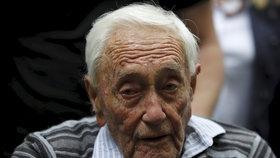 David Goodall se rozhodl eutanazii podstoupit kvůli stáří.