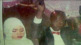 Noura Hussein byla odsouzena k smrti za ubodání manžela, který ji znásilňoval.