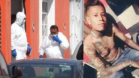 Rapper se přiznal, že těla studentů rozpustil v kyselině.
