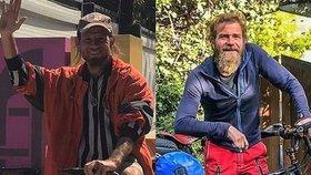 Krzysztof a Holger se potkali v Mexiku. Oba byli na cestě kolem světa. Našli je zavražděné na dně mexické rokle.