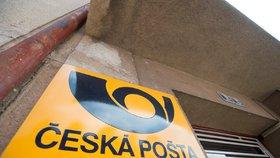 Česká pošta (Ilustrační foto)