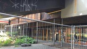 V červnu zahájí magistrát opravu terasy u DBK, hotovo by mělo být do konce roku 2020.