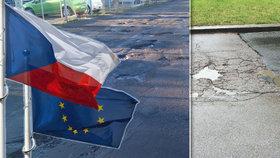 Česko je premiantem v EU, co se týká investic. Proč to na silnicích není vidět?