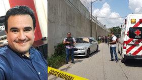 V Mexiku zavraždili dalšího novináře, letos už čtvrtého.