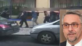 To se stává! Ministr vnitra o omylu policie: Místo mlátiček z Holandska sbalili Izraelce