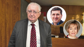Čubu nahradí v Senátu daňový poradce Goláň (Senátor 21). Vyhrál nad Blahovou z KDU-ČSL