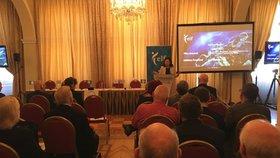 Eurokomisařka Věra Jourová hovořila na konferenci Výzvy pro Evropu o nutnosti evropských států držet pohromadě