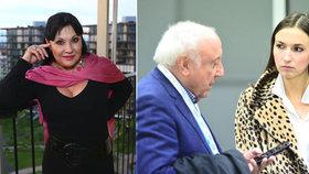 Slováček slaví 75. narozeniny: Dádě pozvánku neposlal! Party organizuje milenka