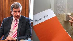 Ministr průmyslu Hüner: Pořádá hon na NOVÉ ŠMEJDY!
