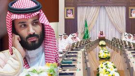 Zvěsti o atentátu na korunního prince Mohameda bin Salmána jsou lživé, princ se věnuje práci na svém reformním programu.