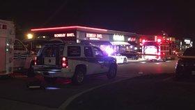 Restaurací ve městě Mississauga otřásl výbuch.