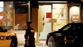 V restauraci ve městě Mississauga explodovala nálož. (25.5.2018)