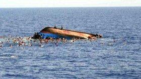 Cesta do školy se změnila v peklo: Na Nilu se potopila loď, 20 dětí se utopilo (ilustrační foto).