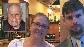 Nathan Carman je podezřelý z vraždy své matky a dědečka.